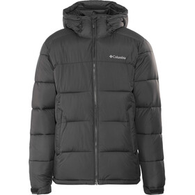 Columbia Pike Lake Capuchon Jas Heren, black